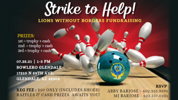 strike to help