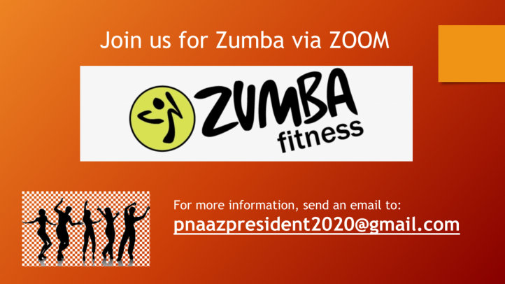 join us for zumba via zoom